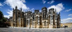 Mosteiro da Batalha by ricardoforna