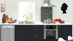 Dream Zone - Mitre10 - Replacing kitchen cabinetry is a cost effective and simple way to update your kitchen look.