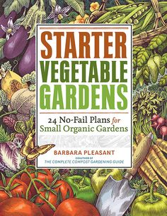 Start a Vegetable Garden!  We've started already, have 5 tomato plants, a grape plant, 2 pineapple plants, a fig plant, and a strawberry plant! Tomatos are already growing!
