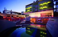 Semiramis Hotel | Karim Rashid – Athens, Greece 2004