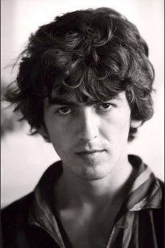 George Harrison...handsome handsome handsome!