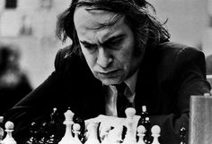 Mikhail Tal ( November 9, 1936 – June 28, 1992) was a Soviet-Latvian chess Grandmaster and the eighth World Chess Champion.