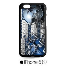 Dallas Cowboys iPhone 6S  Case