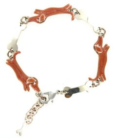 Red Dachshund & Bones Silver & Enamel Bracelet AJ, http://www.amazon.com/dp/B008GTO4RW/ref=cm_sw_r_pi_dp_Qk1.pb0G0SC9W