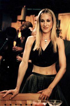 Carrie Bradshaw Look 1