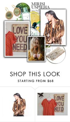 """""""TheVintageCinderella 3"""" by red-rose-girl ❤ liked on Polyvore featuring vintage"""