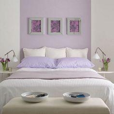 design for white purple bedroom - Google Search