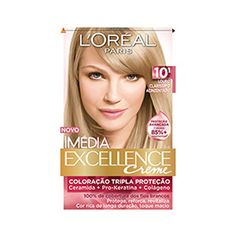 Imédia Excellence Louro Light Golden Brown Hair, Light Ash Blonde, Dark Brown, Dark Golden Blonde, Brown Hair Dye Colors, Hair Colour, Permanent Hair Dye, L'oréal Paris, Light In The Dark