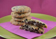 Scopri la ricetta di: Cookies alla nutella