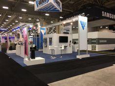 appledisplays trade show displays exhibits fabric graphics portable displays