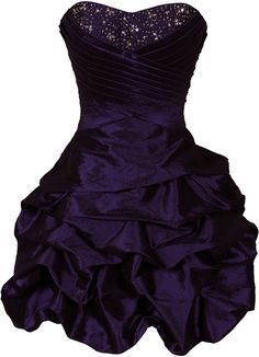 purple dresses for teenagers