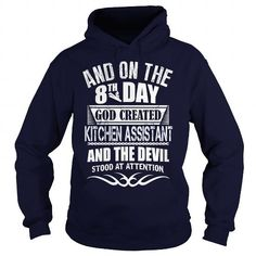 KITCHEN ASSISTANT T Shirts, Hoodies. Check price ==► https://www.sunfrog.com/LifeStyle/KITCHEN-ASSISTANT-100062274-Navy-Blue-Hoodie.html?41382 $38.95
