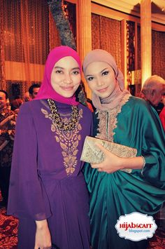 Dian Pelangi's Wedding   Hijab Scarf