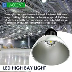 The LED High Bay lights are the lights specially manufactured for applications of longer ceilings and deliver a longer range of lightings. They are a priority for commercial and industrial areas that need an abundance of lights in larger spacing. Bay Lights, Priorities, Ceilings, Abundance, Larger, Commercial, Industrial, Led, Lighting