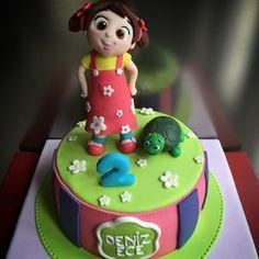 Niloya - Cake by Pinar Aran