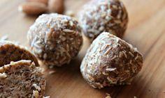 Chai-Spiced Energy Balls