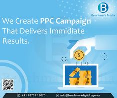 Our PPC services help you achieve your PPC goals. With Benchmark Media you can easily drive traffic to your website and create conversions. E Commerce Business, Online Business, Digital Marketing Services, Email Marketing, S Mo, Goals, Website, Create