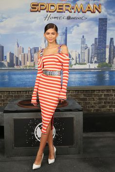 """Zendaya Coleman Photos Photos - Zendaya attends the """"Spider-Man: Homecoming"""" Photo Call at the Whitby Hotel on June 25, 2017 in New York City. - 'Spider-Man: Homecoming' Photo Call"""