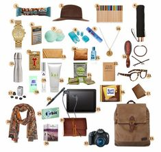 A Bit of Bees Knees: Carry-on Essentials For International Travel