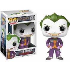Free 2-day shipping on qualified orders over $35. Buy Funko Pop! Heroes Arkham Asylum, Joker at Walmart.com