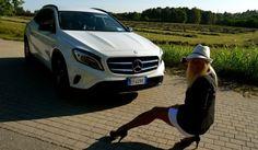 Mercedes GLA 200 CDI Automatic: test drive, foto e prezzo della versione diesel da 136 CV