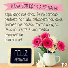Que a nossa semana seja abençoada.☝ Bom dia! #bomdia #otimasemana #agradeça #sejapositivo #sorria #acredite #fé #bomdiaa #boasemana #abrace #luz #gentileza #segundafeira #ame #deusnafrente #sabedoria