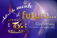 El streaming es un novedoso medio de difusión que ha estrechado la conexión entre creadores audiovisuales y su audiencia, facilitando la comunicación internacional. TvQuetzaChapin es una televisión pionera en Guatemala en el uso de estas nuevas tecnologías, que ha creado un espacio extraordinario para nuestra cultura en el mundo. ¡Vení a conocerlo! www.tvquetzachapin.tv