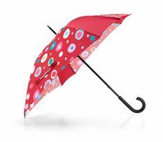 Reisenthel - umbrella funky dots - Mebracelet #windproof #reisenthel #mebracelet #funkydots #umbrella
