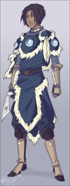 Avatar: The Legend of Aang - Sokka