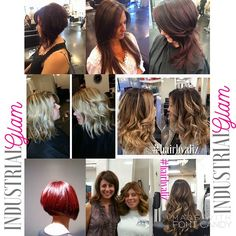 The holidays are here and everyone's schedules are getting busier! Call your Industrial Glam stylist today to make your holiday hair appointment! Happy Holidays to all! #callsonly (310)831-3221 #callus #industrialglam #hair #salonandboutique #sanpedrohairsalons #sanpedro #palosverdes #torrancebeach #redondo #hermosabeach #manhattanbeach #longbeach #losangeles #lahair #holidaygifts #holidayhair #fallhair #gifts #wilmington #carson #candles #ponchos #purses #shawls #jewelry #scarves…