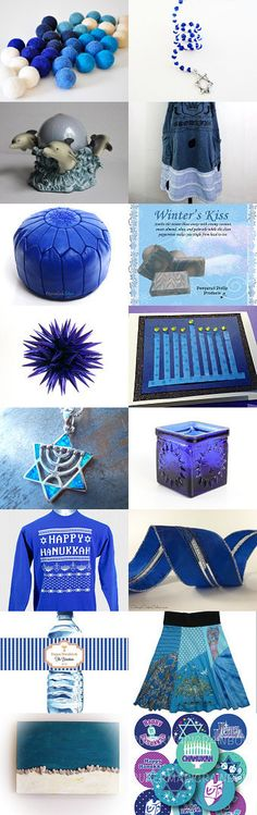 Hanukkah gift guide... by Kay on Etsy--Pinned with TreasuryPin.com