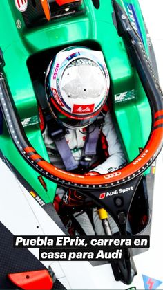 Formula E, Audi Sport, Sports Car Racing, Electric Cars, Concept Cars, Helmet, Circuit, Racing, Hockey Helmet