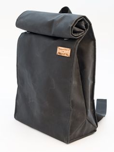 Backpack No.1Sleeve No.1 OFF by ObjectNo on Etsy