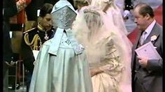 the royal wedding ceremony princess diana & charles - YouTube