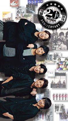 Listen to every Arashi track @ Iomoio Soul Brothers, Happy Anniversary, Fangirl, Idol, Actors, Track, Twitter, Concert, Songs