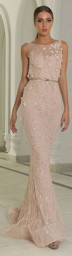 Abed Mahfouz - Couture Fall/Winter 2014 - 2015