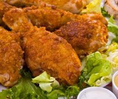 An Easy Fried Chicken Recipe