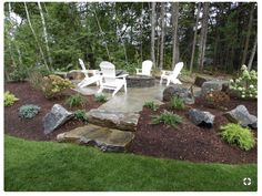 Front Yard Landscaping Discover 11 Outdoor Hideaways We Want To Escape To diy fire pit ideas indoor / outdoor / backyard Garden Fire Pit, Diy Fire Pit, Fire Pit Backyard, Back Yard Fire Pit, Outdoor Fire Pits, Backyard Plan, Garden Pool, Balcony Garden, Water Garden