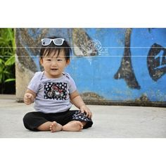JillyBean bebe' Motorcycles/Skulls Karate Set.     Heather Grey shirt with patch on chest.     Black pants with patch on leg and back pocket.