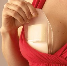 Milkies Breast Milk-Saver I want a set of these!! Especially if Im going to loose that much each day!!