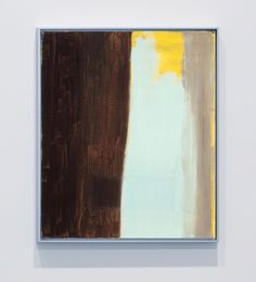 Available for sale from Sean Kelly Gallery, Ilse D'Hollander, Untitled (1996), Oil on canvas, 22 × 18 5/16 × 1 3/4 in