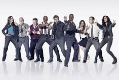 """Brooklyn Nine-Nine"" cast"