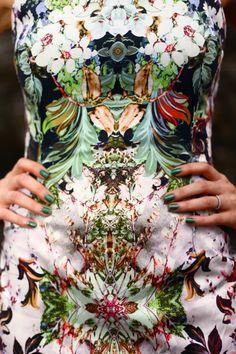 gorgeous creative modern tech pattern