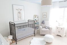 Neutral Nursery with