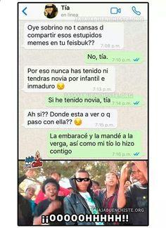 JAJAJAJA ¡TOMALA PUTA! Memes graciosos #Memes #MemesFacebook #MemesInstagram #Momoddegrupos #Momos #Momosdefacebook #MemesTwitter - Buscar con Google