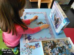 Notre mois en images : avril 2018 Puzzle 100 pièces