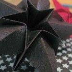 ★ DIY : des étoiles en papier pour noël - origami ★