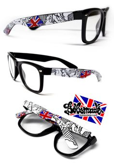 the british Glasses by Bobsmade on @DeviantArt