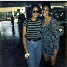 Wow! A rare photo shared by Aelx P. Thank you! Anyone recognize that outfit?  . . #selena #selenaquintanilla #selenaylosdinos #selenaquintanillaperez #selenawemissyou #selenaweloveyou
