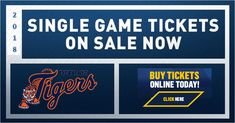 Book your tickets for upcoming Detroit Tigers match at Bbtix.com Mlb Tickets, Buy Tickets Online, Discount Coupons, Detroit Tigers, Coding, Book, Books, Libros, Book Illustrations